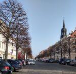 Прогулки по Дрездену: Барочая четверть. (Barockviertel)