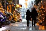 Первый снег в Квебеке или колыбель французской цивилизации в Северной Америке